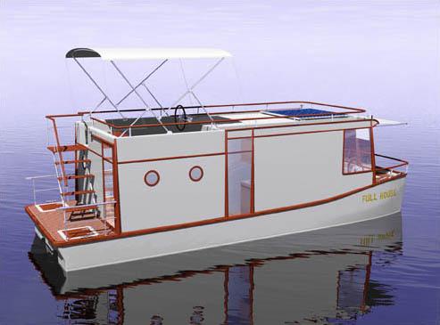 11 Hausboot Design 2 on 3d Home Interior Design